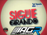 Top Drift en Sigue girando de TyC sport