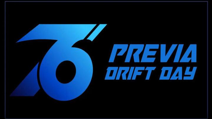 Previa Drift Day