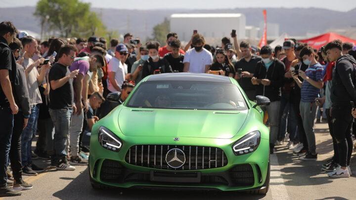 Fortaleza de Alta Gracia: así fue el primer Berta y Exóticos Car Meet